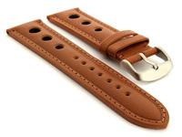 Racing Style Watch Band Monte Carlo Brown 01