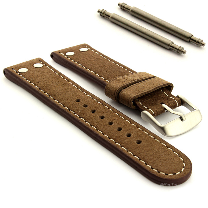 how to clean suede watch strap
