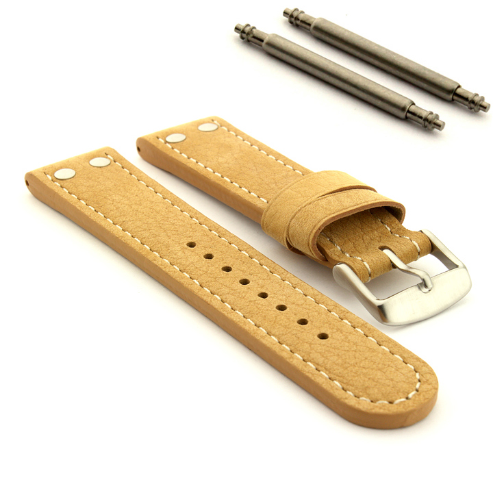 how to clean suede leather watch strap