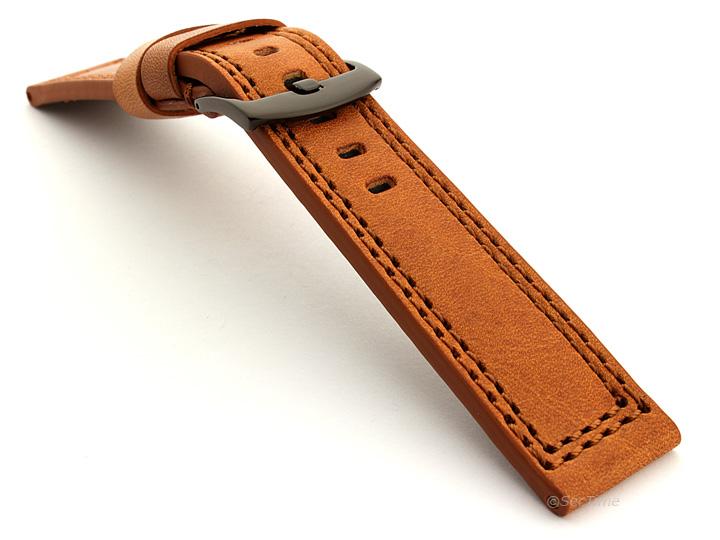 Panerai Style Waterproof Leather Watch Strap AA_12 Constantine 05 04
