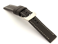Watch Strap for Panerai Marina Black B102