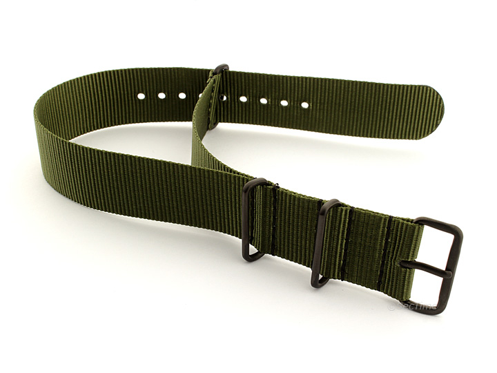 Against Nylon strap with buckle times