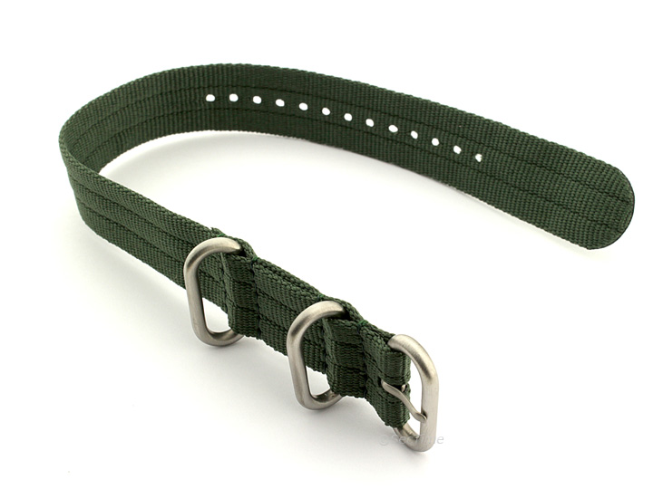 how to change a nato watch strap
