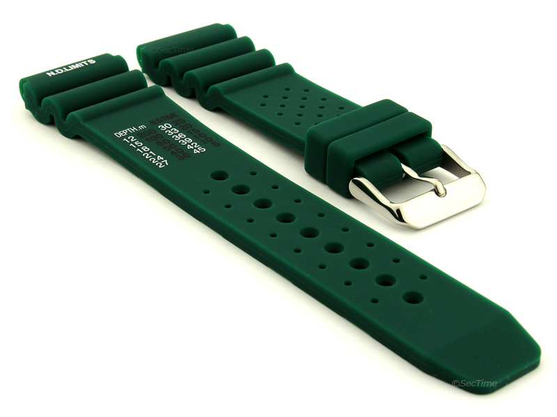 N-D-Limits-Silicone-Rubber-Waterproof-Divers-Watch-Strap-Band-PRO-18-20-22-24mm
