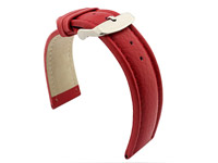 Watch Strap Band Freiburg RM Genuine Leather 20mm Red/Red